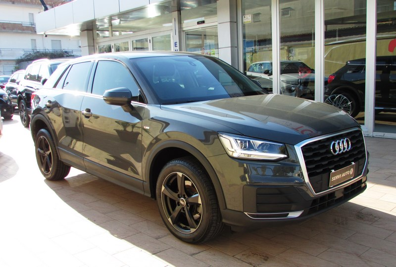 62 - AUDI Q2 1.6 tdi Business S-Tronic
