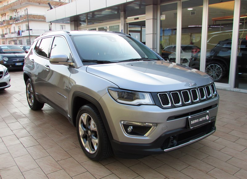 431 - JEEP Compass 1.6 mjt Limited 2wd 120cv