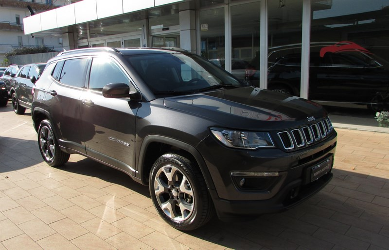 432 - JEEP Compass 2.0 Multijet II 4WD Longitude