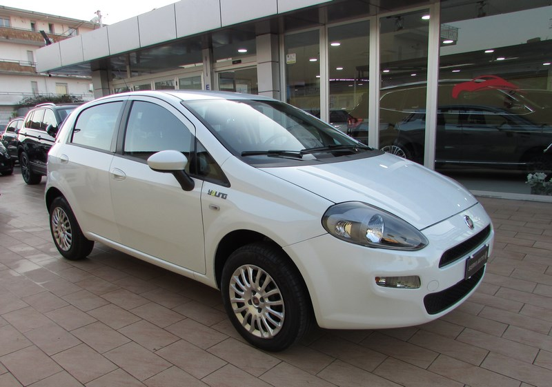 267 - FIAT PUNTO 1.4 8V 5 porte Natural Power Young