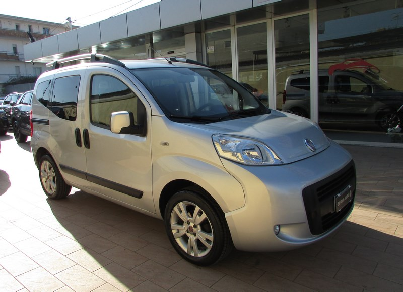 300 - FIAT Qubo 1.4 8V 77 CV Dynamic Natural Power