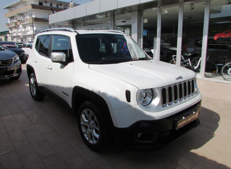 438 - JEEP Renegade 1.6 Mjt DDCT 120 CV Limited