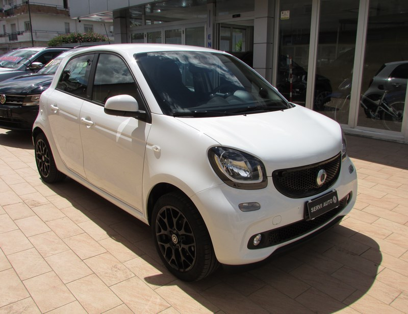 965 - SMART forFour 70 1.0 twinamic Prime