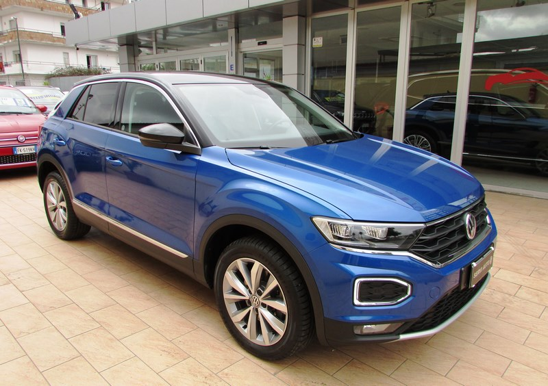 926 - VOLKSWAGEN T-Roc 2.0 TDI SCR 4MOTION Advanced BMT