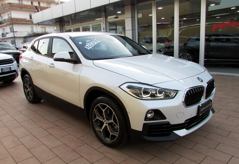 90 - BMW X2 sDrive18d Advantage Automatic
