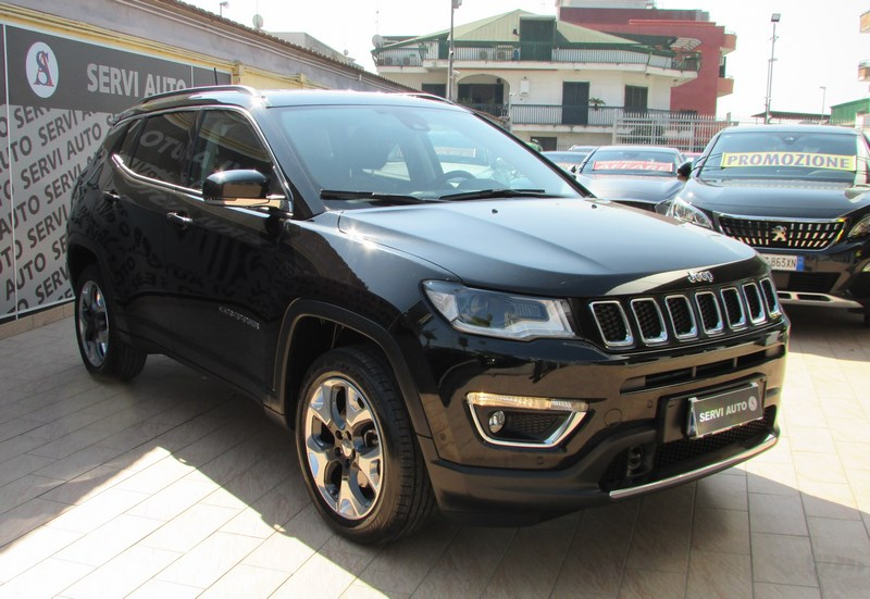 429 - JEEP Compass 2.0 Multijet II aut. 4WD Limited