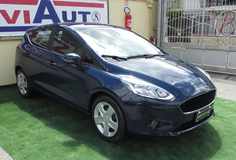 365 - FORD FIESTA 1.5 tdci Plus 85cv 5p