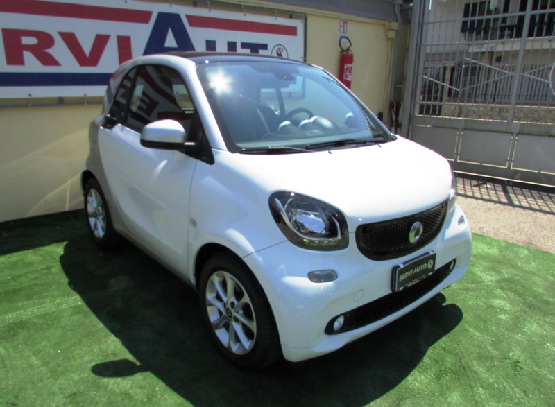 961 - Smart ForTwo 1.0 Passion 70 cv