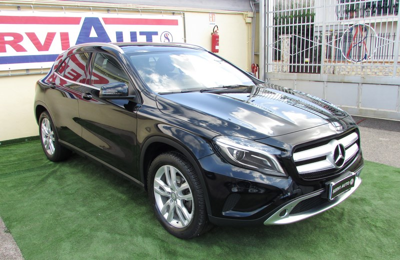 590 - Mercedes-Benz GLA 200 CDI Automatic Enduro