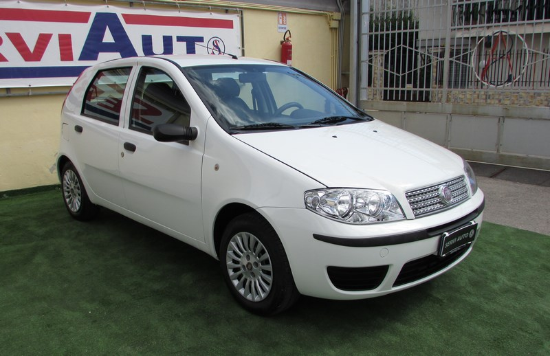 267 - FIAT Punto Classic 1.2 5 porte Natural Power