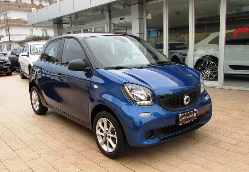 824 - SMART Forfour 70 1.0 Passion