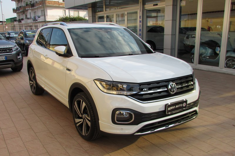 931 - VOLKSWAGEN T-CROSS 1.0 TSI BMT ADVANCED 115 cv