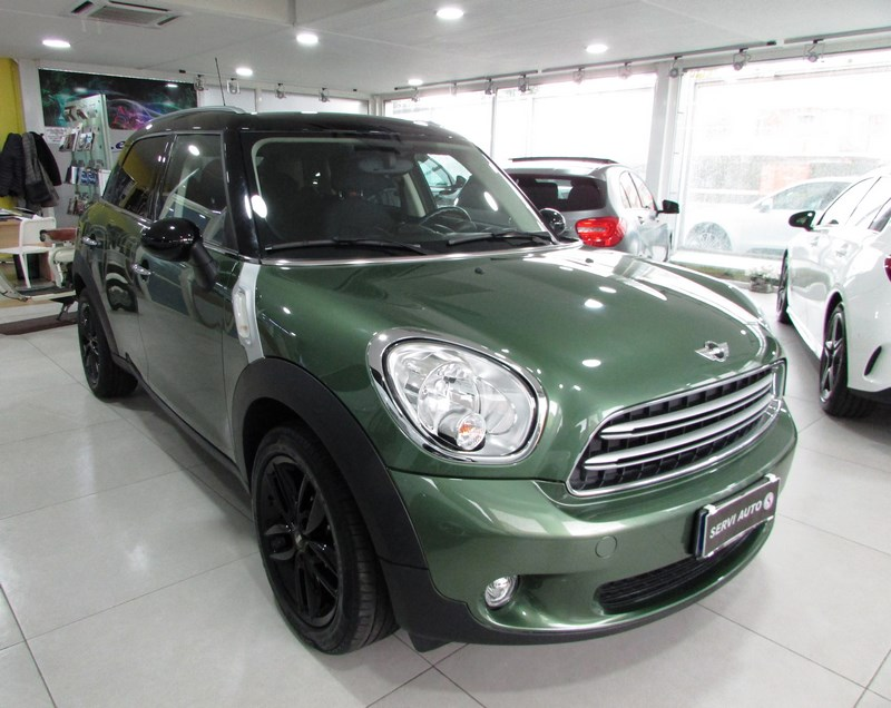 604 - MINI 1.6 Cooper D Countryman