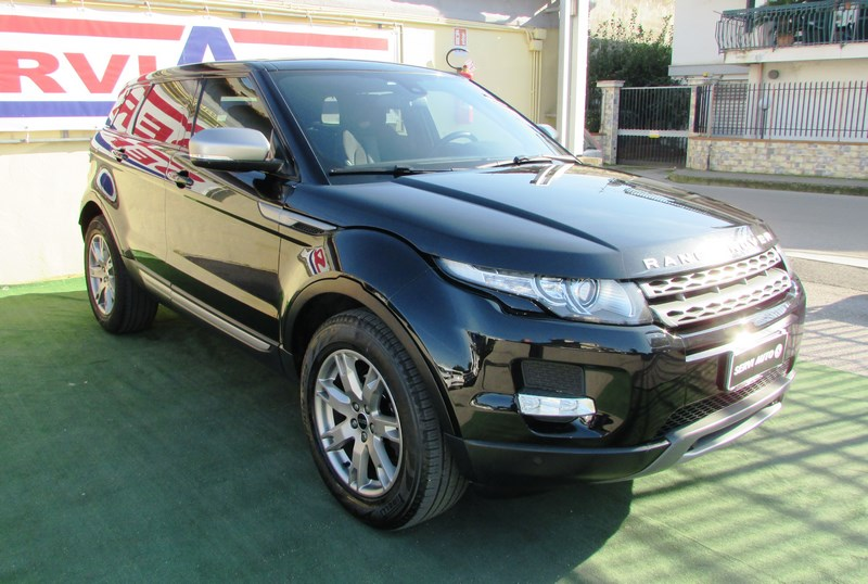 490 - LAND ROVER Range Rover Evoque 2.2 TD4 5p. Dynamic Automatic