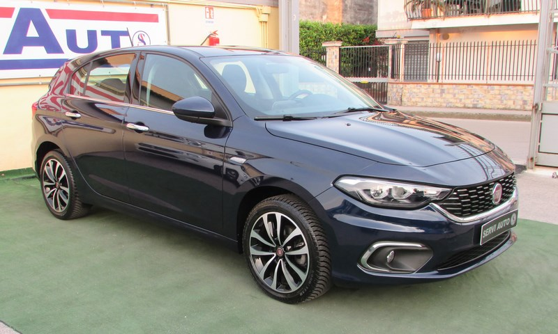 305 - FIAT Tipo 1.6 Mjt Start&Stop Lounge