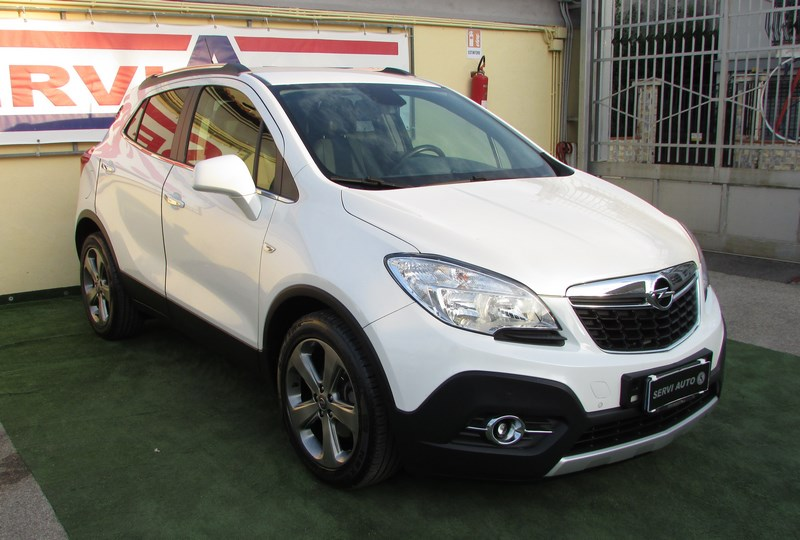 681 - OPEL Mokka 1.4 Turbo GPL Tech 140CV 4x2 Cosmo