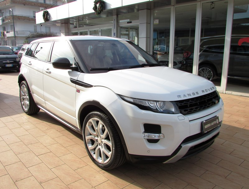 490 - LAND ROVER Range Rover Evoque 2.2 Sd4 5p. Dynamic Automatic