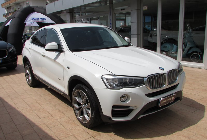 99 - BMW X4 xDrive 20d xLine Automatic