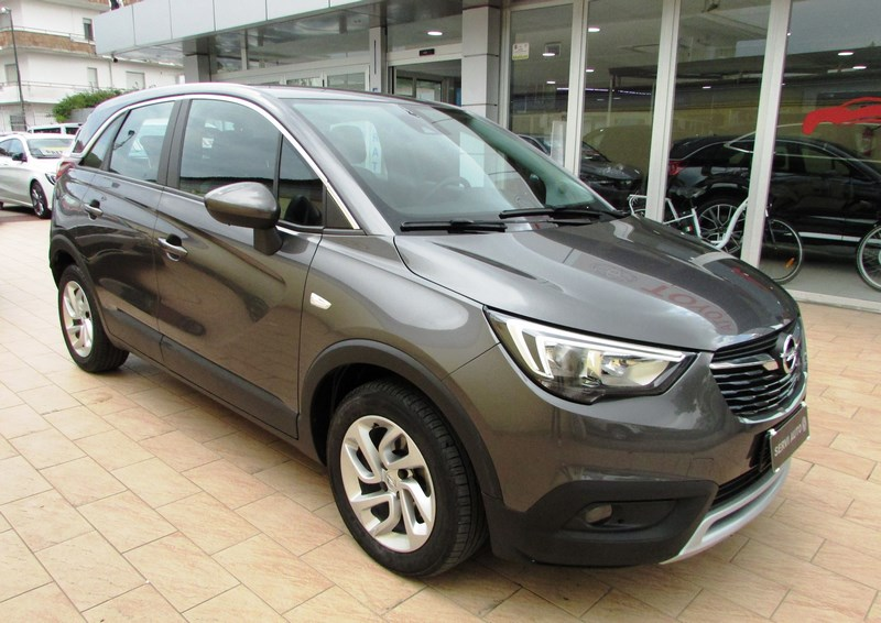 678 - OPEL Crossland X 1.5 ECOTEC diesel 120 CV S&S Advance Aut. (AT6)