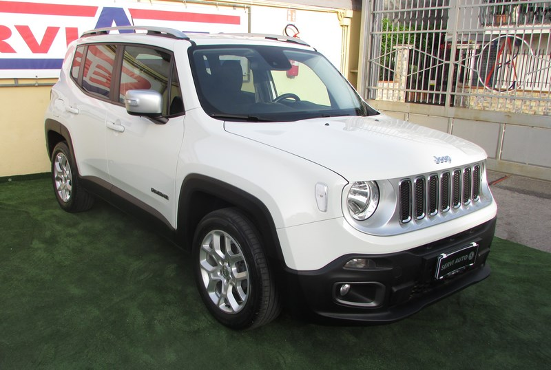439 - JEEP Renegade 1.6 Mjt 120 CV Limited