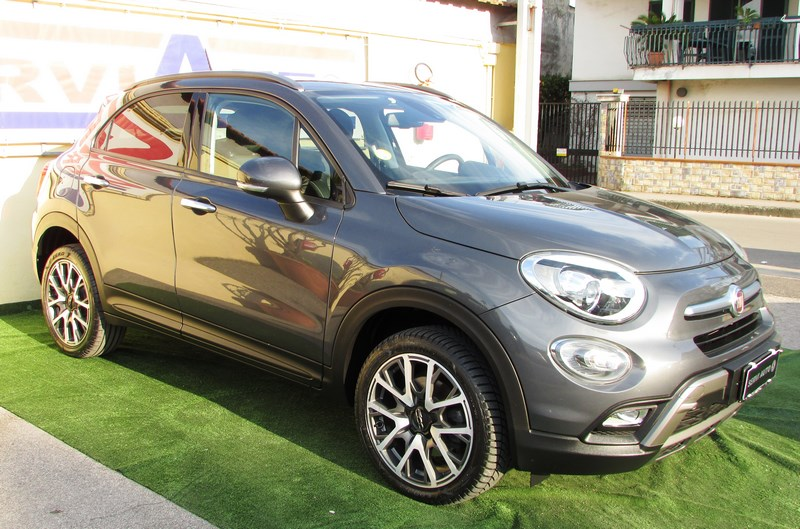 312 - FIAT 500X 2.0 MultiJet 140 CV AT9 4x4 Cross Plus