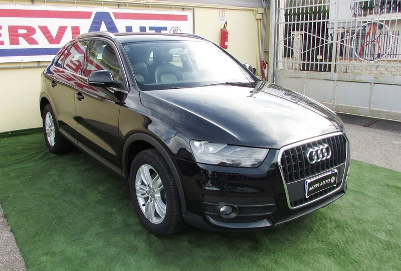 63 - AUDI  Q3 2.0 TDI Business 140 cv