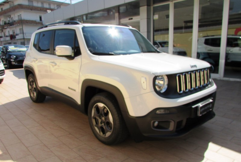 430 - JEEP Renegade 1.6 Mjt 120 CV Longitude
