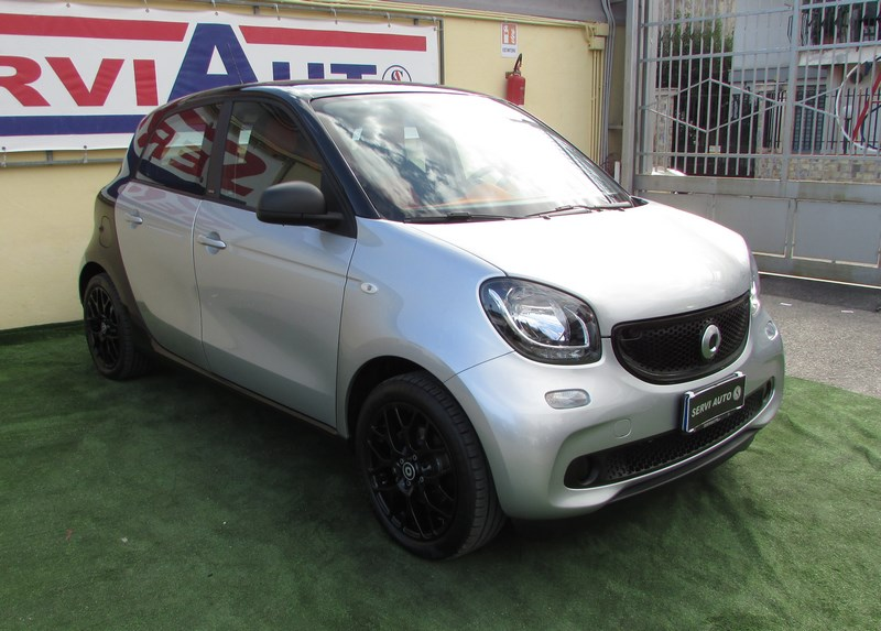963 - Smart ForFour 0.9 Turbo Twinamic Passion 90cv