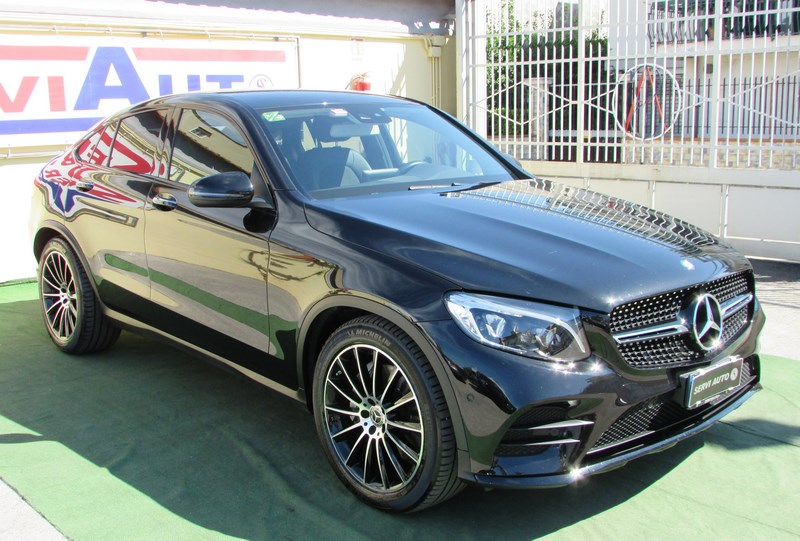 593 - MERCEDES-BENZ GLC 250 d 4Matic Premium