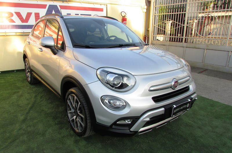 306 - FIAT 500X 1.6 MultiJet 120 CV Cross Plus