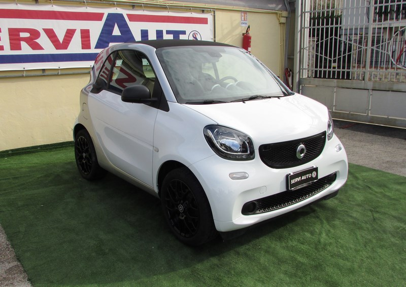 826 - SMART ForTwo 70 1.0 twinamic Passion