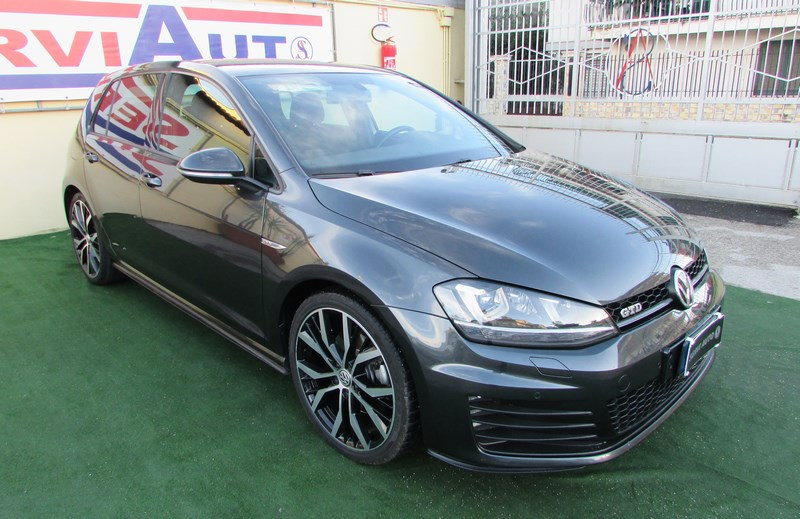 927 - VOLKSWAGEN Golf GTD 2.0 TDI 5p. BlueMotion Technology