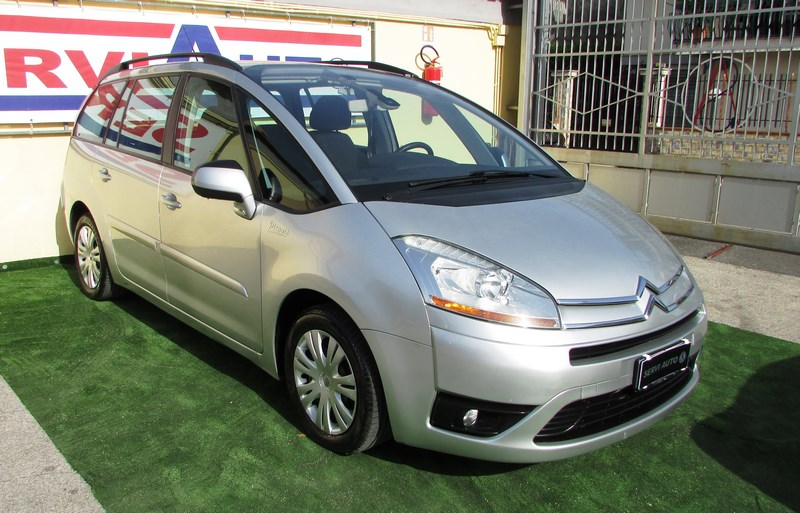 174 - CITROEN Grand C4 Picasso 1.8 Elegance Bi Energy Metano